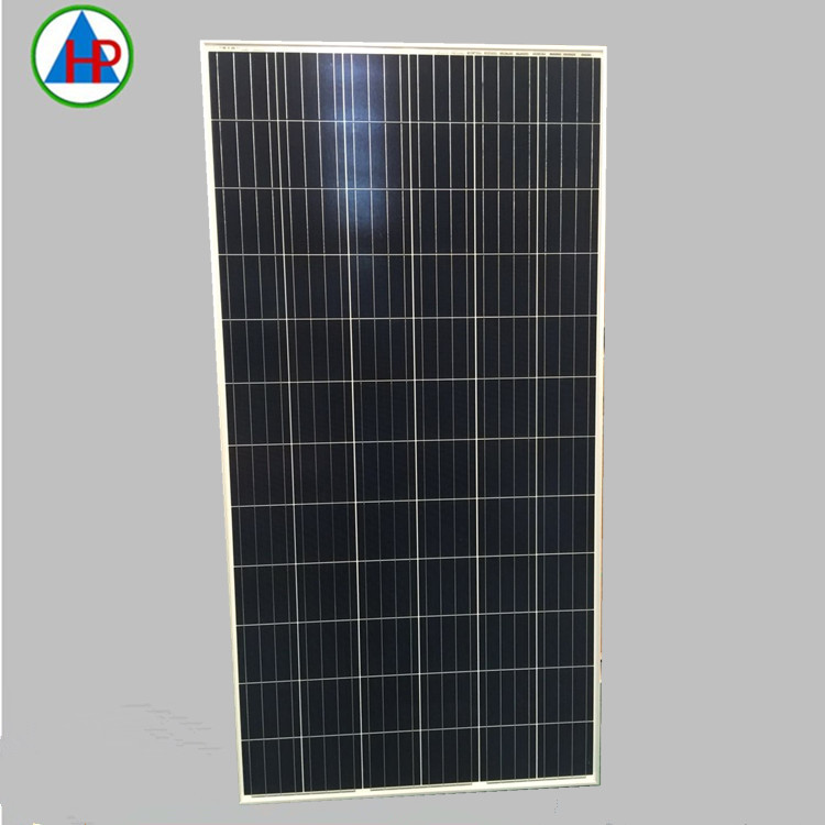 High efficiency 300W poly 24 volt fotovoltaic solar panel with TUV certificate for on and off grid system