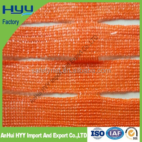 Orange HDPE Fence Netting for garden barrier(Made in Anhui,China)