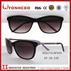 FONHCOO New Arrival Free Samples Purple Dot Frame Fashion Design Women Acetate Sunglasses