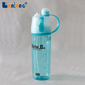 WB-AHB04 Alkaline Water Filter Bottle with Stainless Steel Cartridge