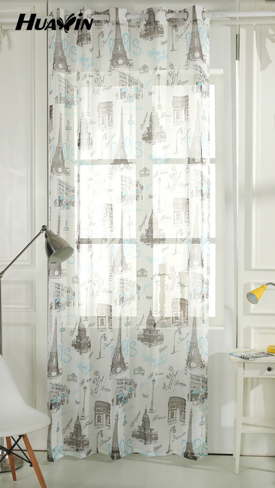 beautiful lined curtain,polyester printing fabric, home textile