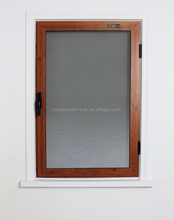 hot sale security steel mesh anti-theft window screen