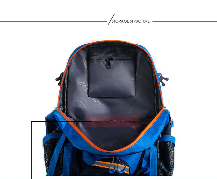 Outdoor Hiking Backpack Trekking Camping Travel Bags Pack