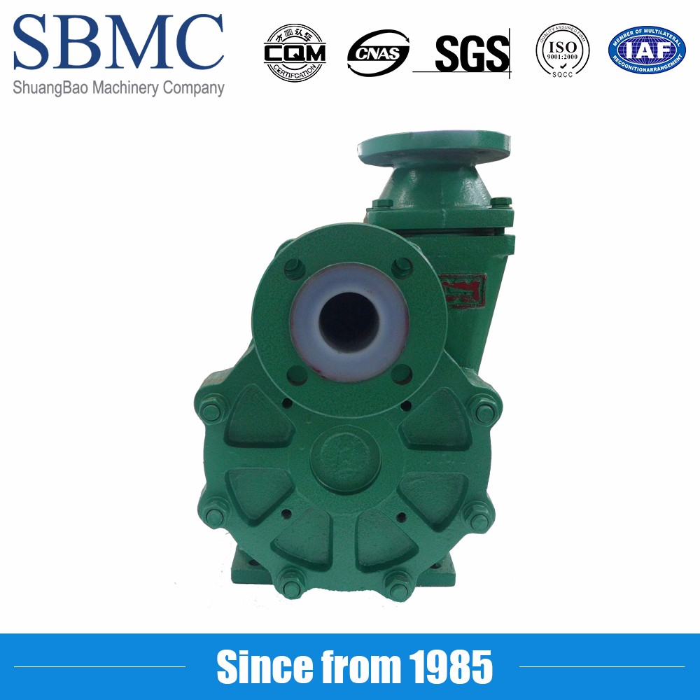 customized hydraulic power vane pump hypochlorous acid
