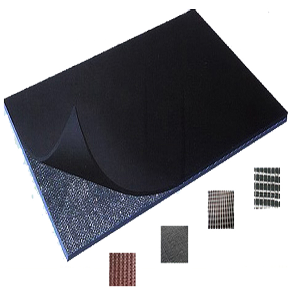 new products fabric/nylon insertion Neoprene rubber sheet for gasket material