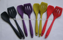 Factory direct sale LFGB/FDA food grade silicone cooking turner