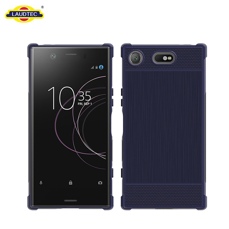 High Quality Low Price Soft Shockproof TPU Case For Sony Xperia XZ1 Compact