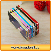 Cheap Price High Quality Two Colors Aluminum Bumper Case, Phone case
