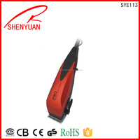 Best china supplier Professional steelless blade wire Electric big motor professional hair clipper trimmer tools wholesale OEM
