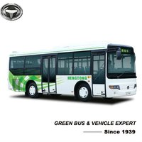8.5m rear engine New Sunshine Series Medium City Bus (CKZ6851H3)