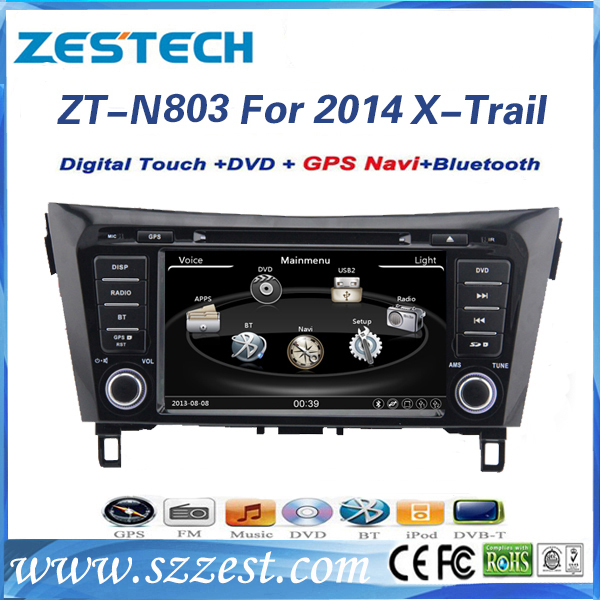 ZESTECH 2 din still cool car dvd audio video player made in china