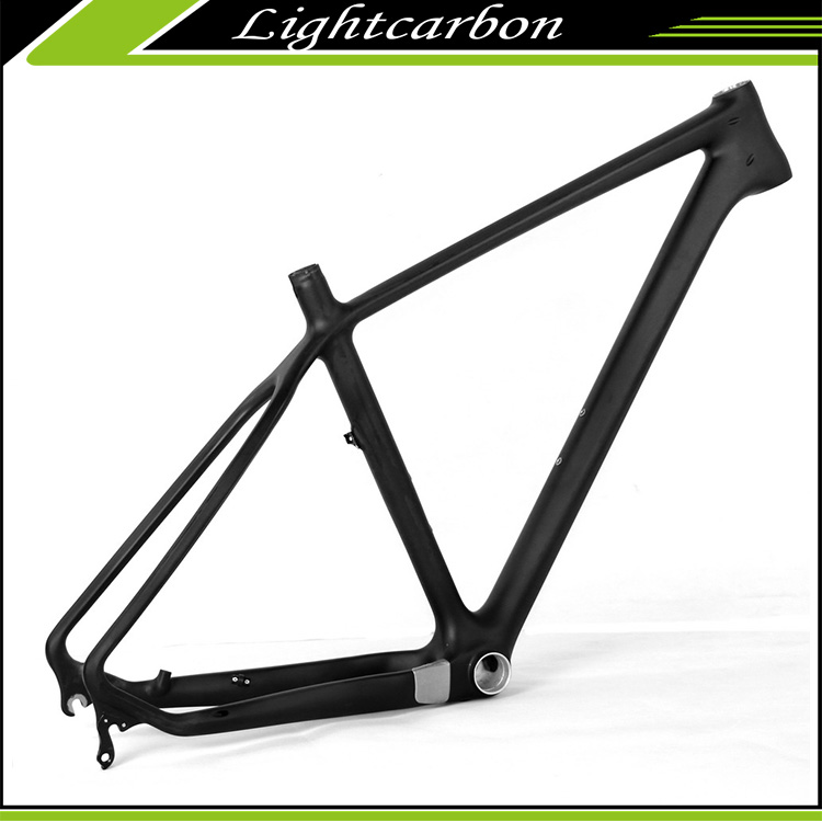 LigthCarbon 27.5 carbon frame hardtail 650b carbon mountain bike frame LCM701