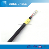 All Dielectric ADSS 72 core fibre optical cable manufacturer