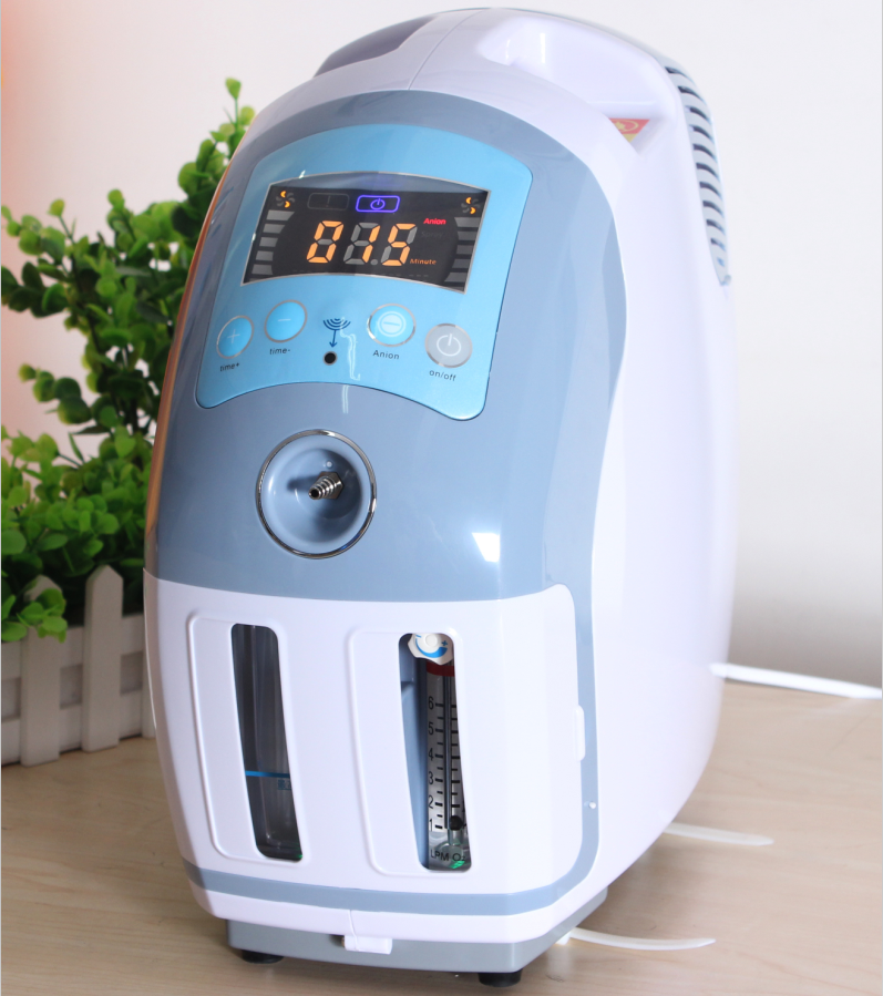 MAF home portable rechargable room oxygen concentrator with battery