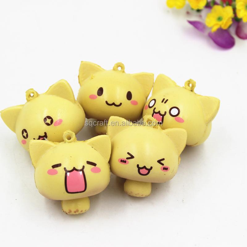 Squishy Bun Factory : Random Panda Round Squishy Kawaii Buns Bread Charms/yiwu Sanqi Craft Factory - Buy Squishy ...