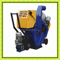Road Marking Line Cleaning Wheel Blasting Machine Manufacturer