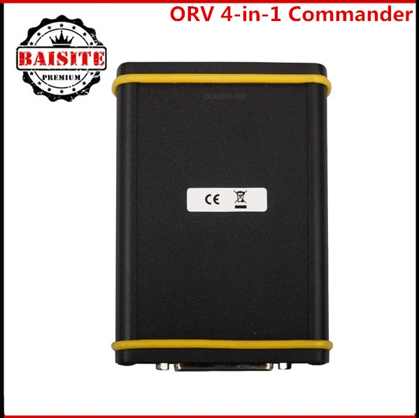 Powerful function auto car diagnostic tool for RENAULT OPEL VOLVO ORV 4 IN 1 COMMANDER ORV 4-in-1 auto key programmer