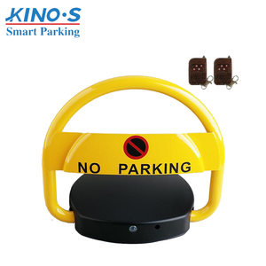 Wireless Car Parking Lift Space Saver Lock Block System
