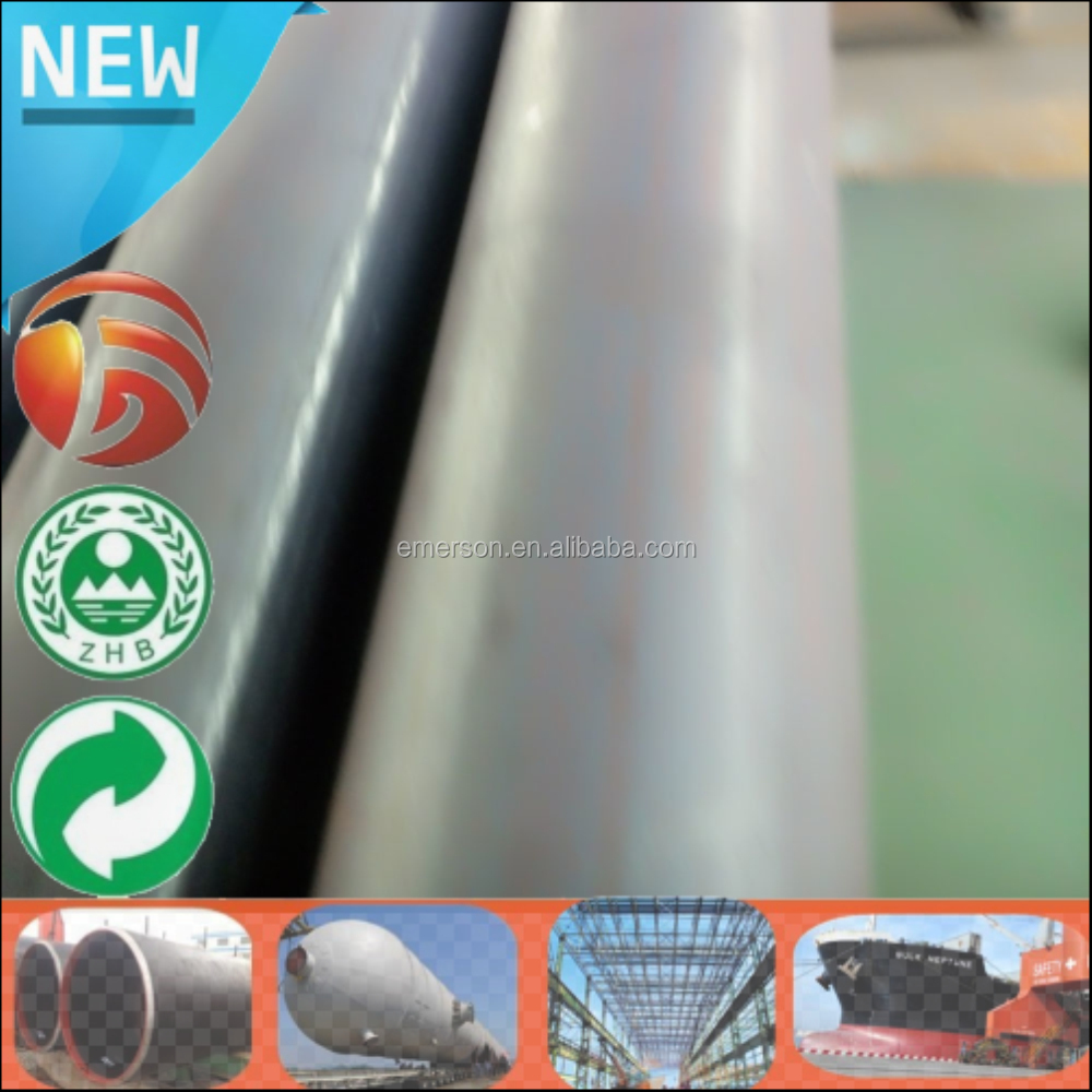 Alloy Pipe Abrasion Resistant Schedule 40 Hot Rolled Seamless Steel Pipe