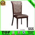Wood Limitated Aluminum Hotel Chair