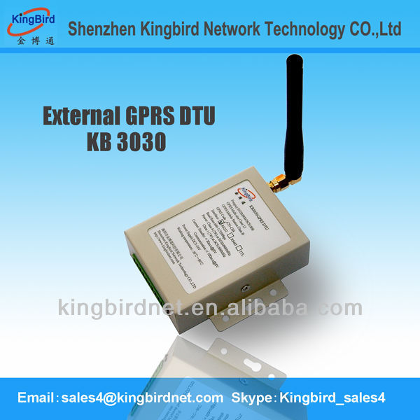 Wireless communication GSM GPRS Modem RS485 supply antenna,power adapter,data cable for free