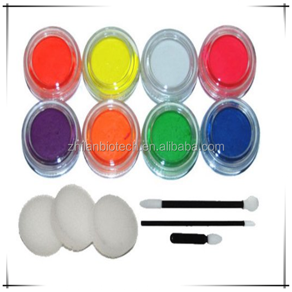 8 Color BOYS Animal FACE PAINT PAINTING KIT Kids Makeup Set by Custom Body