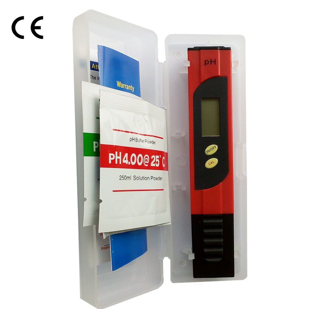 portable Soil ph tester ph meter
