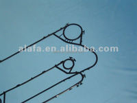 Branded Plate Heat Exchanger gaskets like Alfa laval MX25 ,heat exchanger component