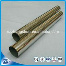 316l stainless steel pipe tube malay tube with cold drawn