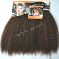 Buy 100% 180 degree japanese synthetic hair material hot resistant ...