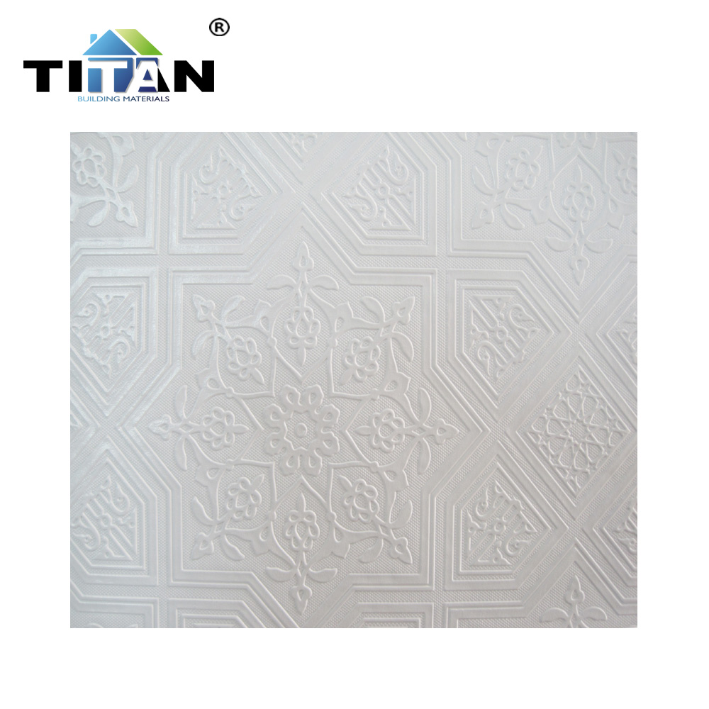 Easy To Clean Gypsum Suspended Ceiling Tiles 6060 Buy Gypsum