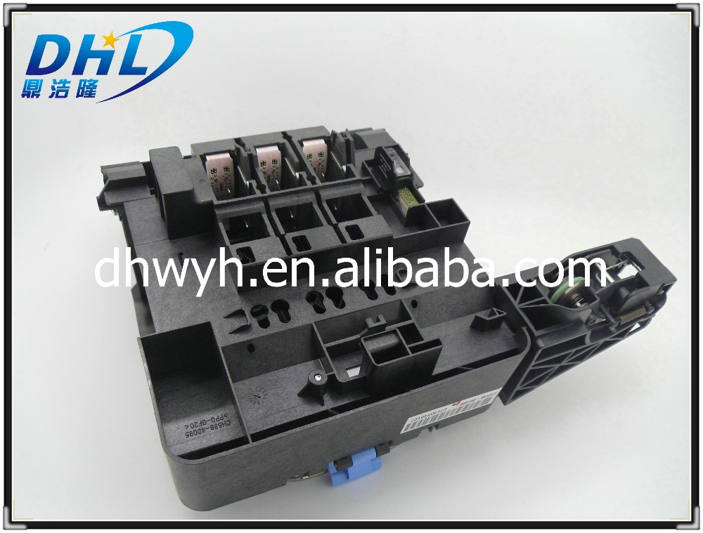CH538-67044 CR647-67025 For HP DesignJet T770 T790 T1200 T1300 T2300 Carriage assembly new