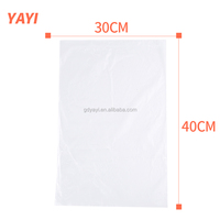food plastic bags fresh vegetable packaging bag supermarket selling food grade film bag
