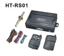 HUATAI HT-RS01 wireless alarm one way car alarm system, remote starter, turbo timer shut down delay
