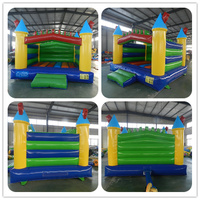PVC inflatable kids in bouncy house