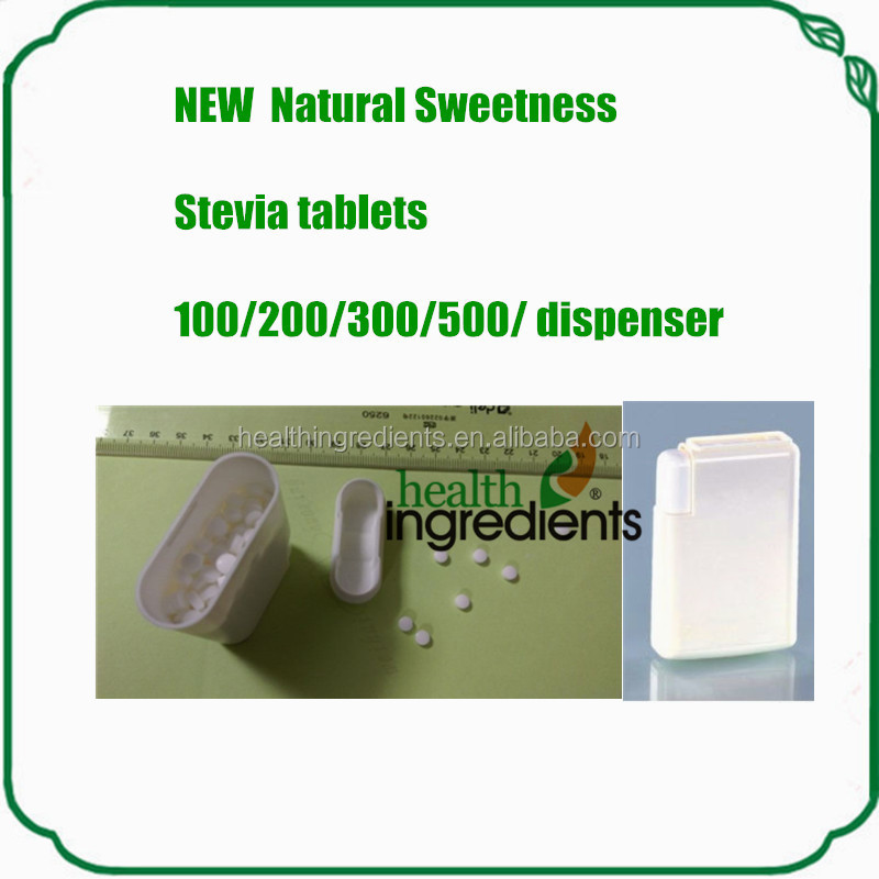 OEM Stevia sweeteners stevia tablets dispenser for sale