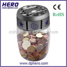 High Quality Digital Money Jar Counter