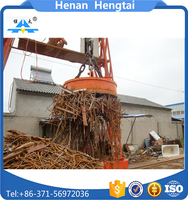 MW5 Series Diameter 1800mm Electric Lifting Magnet for Steel Scraps
