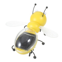Custom Education Solar Powered Bee Toy for Kids