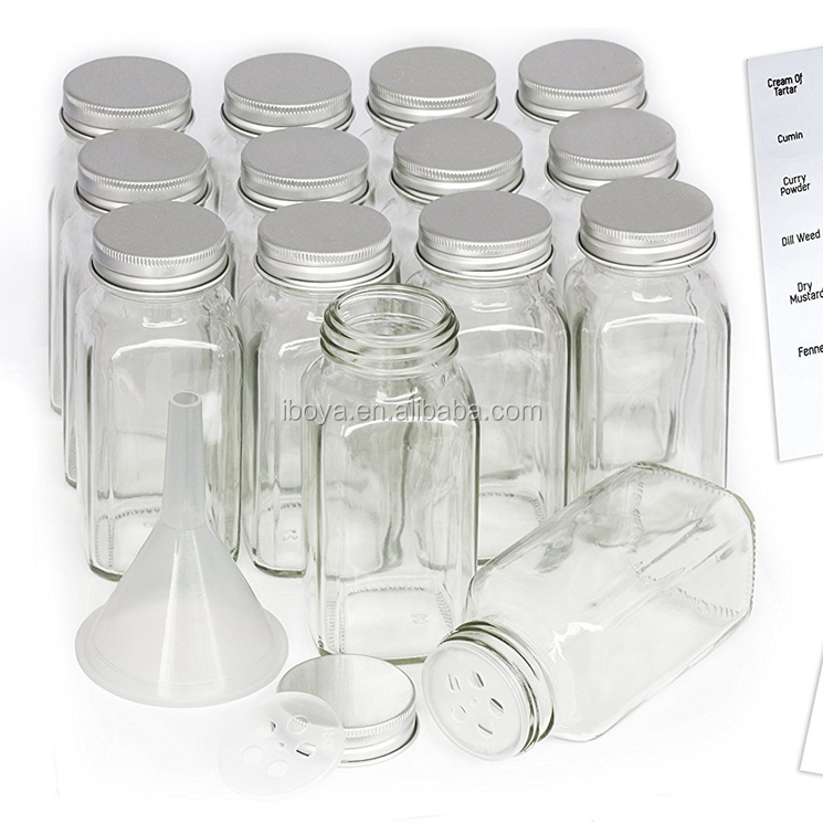 Herb Glass Storage Jars, Herb Glass Storage Jars Suppliers And  Manufacturers At Alibaba.com