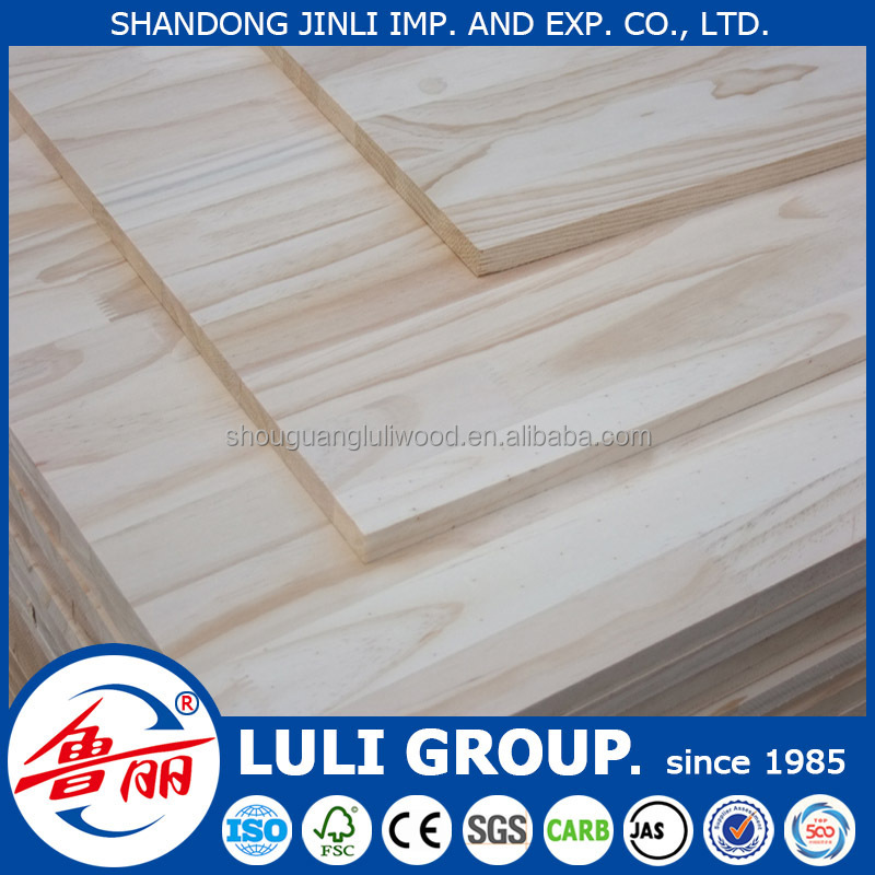 finger joint laminated board for alder pine ask oak spruce bintangor black walnut and types of wood customized