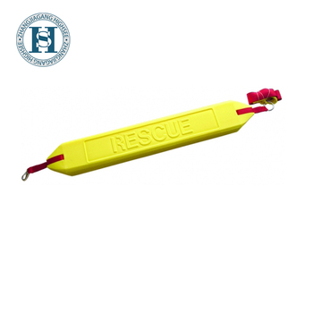 yellow foam rescue tube