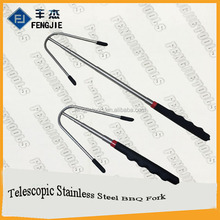 FJ Extendable BBQ Grill Fork For Wholesale
