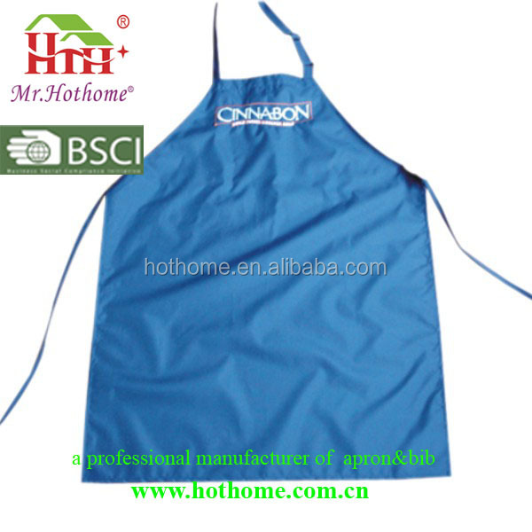 hot sale cooking uniform apron with kitchen