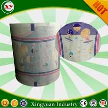 PE Film use for breathable backsheet of baby diaper lady pad and adult diaper