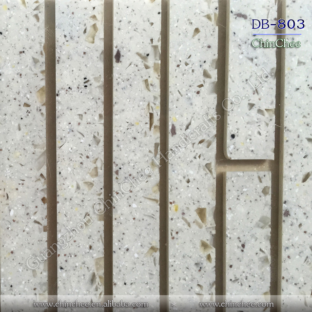 Artificial Stone for Interior Wall Paneling Solid Surface