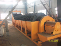 China Professional Manufacture Provide Energy Saving High Weir Spiral Classifier