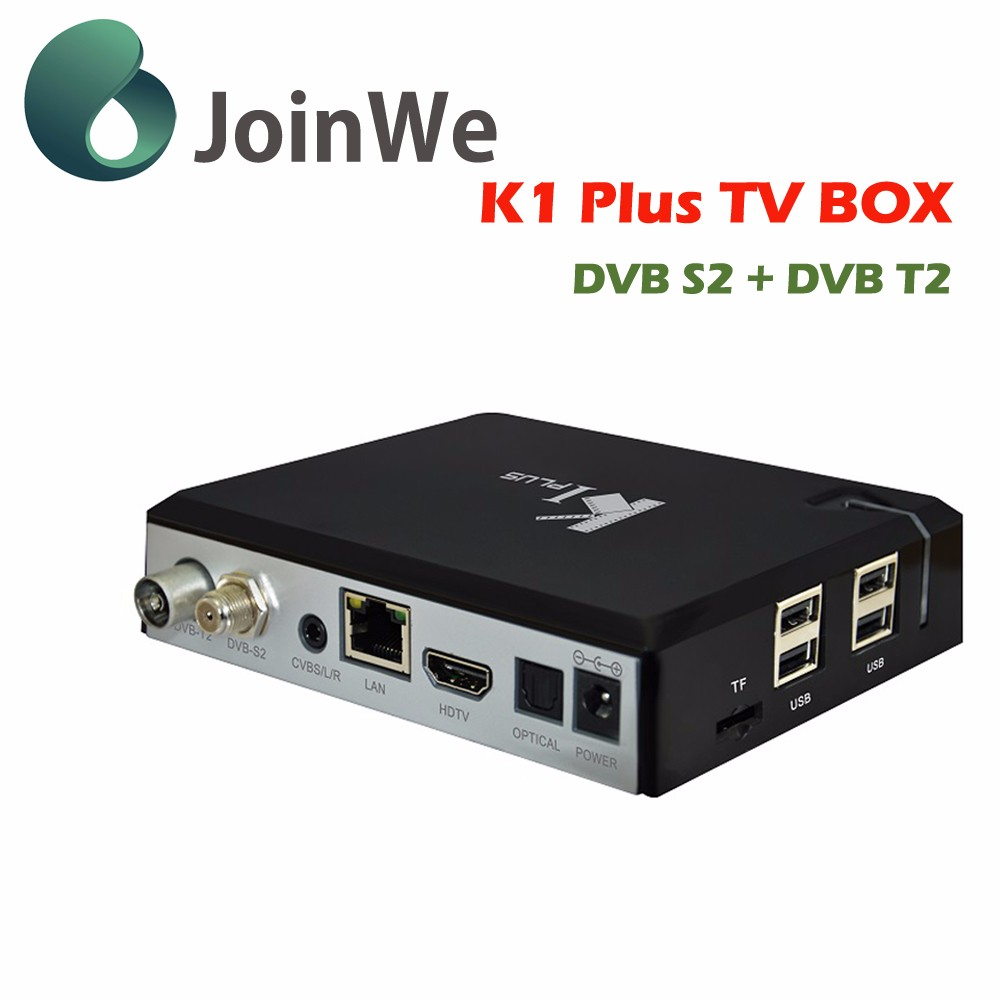 Super Box Tv K1 Plus Android5.1 Tv Box With S2+t2 K1 Plus Dvb S2 Dvb T2 Android 5.1 Tv Box Satellite Receiver