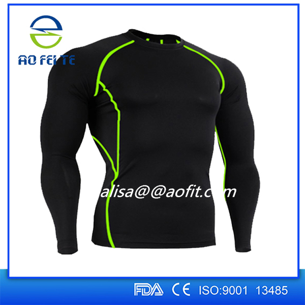 Hot Sale New design t-shirts athletic fitness t-shirts for men