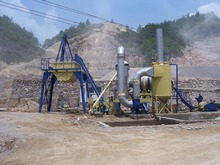 Asphalt mixing equipment 20t/h asphalt factory for sale